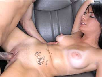 Alexis Blaze: On the bus with a new hottie