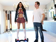 The future of sex is here! Luna Star is the perfect Brazzers Sex Doll, ready to fulfill every ...