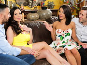 Kendra and Keiran arent sure Adriana is good enough to date their son. They've just met ...