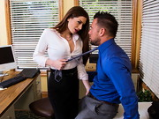 Veronica Vain is is about to lose her job over a naughty picture that her boss found. Since ...