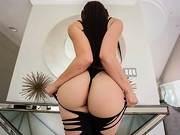 There's not a lot Mandy Muse enjoys more than having her butt covered in oil by a total ...